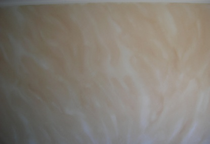 marbled effect to wall