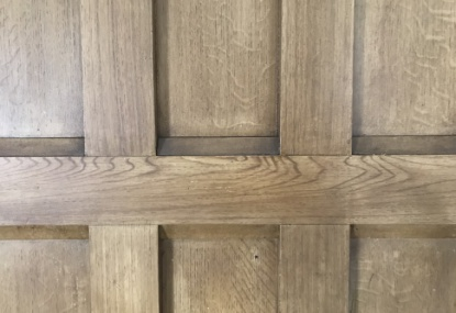 restored woodgraining